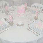 Comment dresser votre table de réception ?